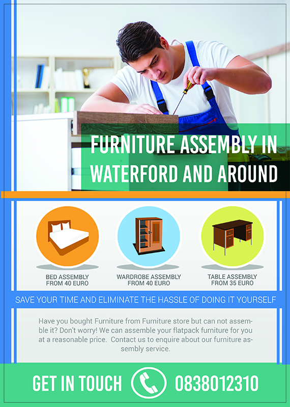 furniture assembly waterford